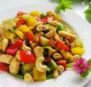 Pf Changes Almond and Cashew Chicken Recipe