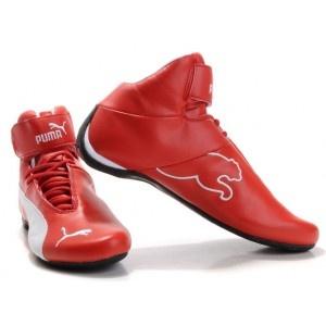 Puma Satori Mens  Leather Slip On Sneakers Shoes Brown