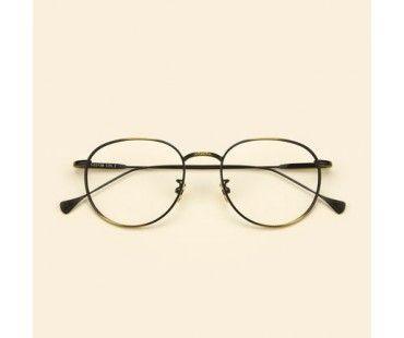 メガネ度ありレンズ対応価格激安鼈甲伊達メガネ鯖江眼鏡細いフレーム丸型ラウンドメガネ