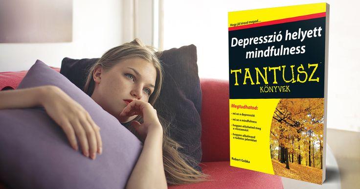 Tudod, mi a mindfulness? És azt, hogy az átmeneti lehangoltságnak is jó gyógymódja lehet? (Ha viszont depressziós vagy, inkább ne otthon barkácsolj, hanem menj orvoshoz!) Robert Gebka Depresszió helyett mindfulness című könyvéből többet is megtudhatsz róla. Olvasd el a  könyvről szóló cikkemet a Zöldsaláta blogon.