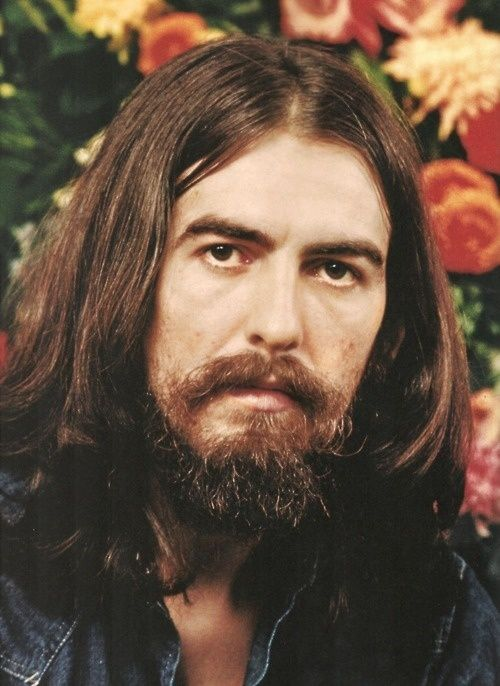 beautiful shot of George