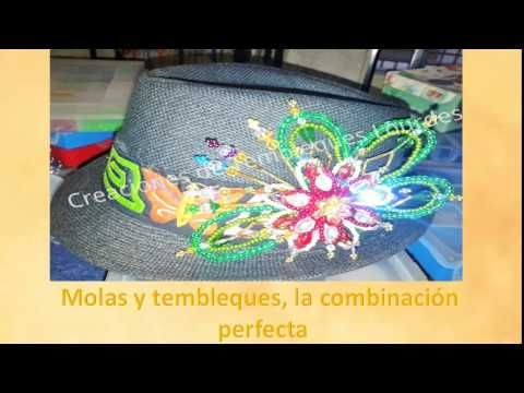 SOMBREROS CON TEMBLEQUES, FEBRERO 2015- 2 - YouTube