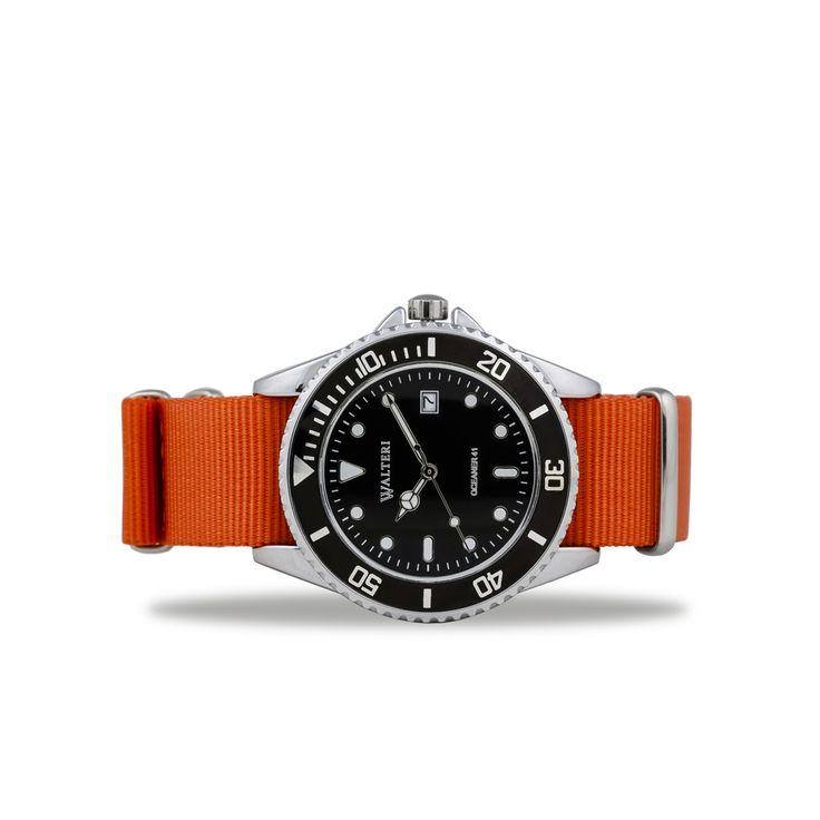 Walteri Oceaner 41 Nato Orange Watch    watch, mens watches, watches for women, ladies watches, watches for girls, women's watches, branded watches for men, wrist watch __ __ __ __ __ #Walteri #WalteriWatches #Oceaner41 #Watches #Watch #MensWatches #WatchesForWomen #LadiesWatches #WatchesForGirls #WomensWatches #WristWatch #DiveWatches #CoupleWatches #natowatch #natowatches #diverswatch #divewatch #natostrap #BeWalteri #TimeIsOnYourSide #Cool #style