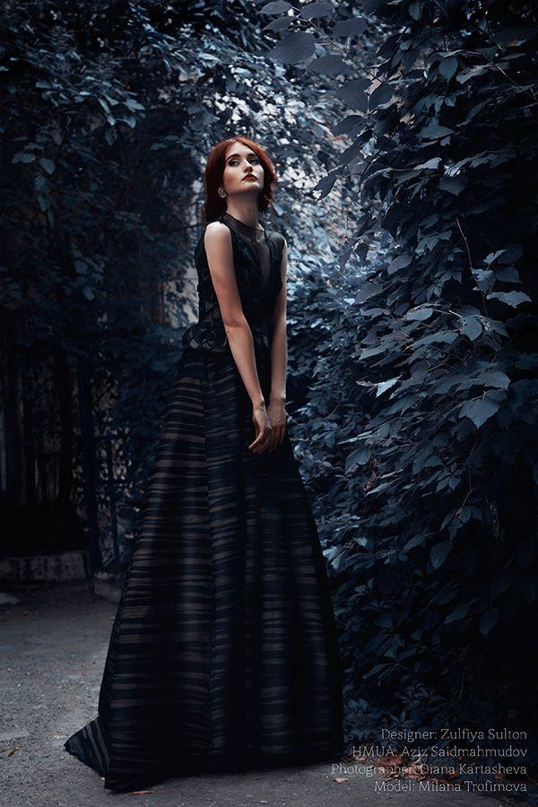 Our Talented Uzbek Designers by Diana Kartasheva, via Behance