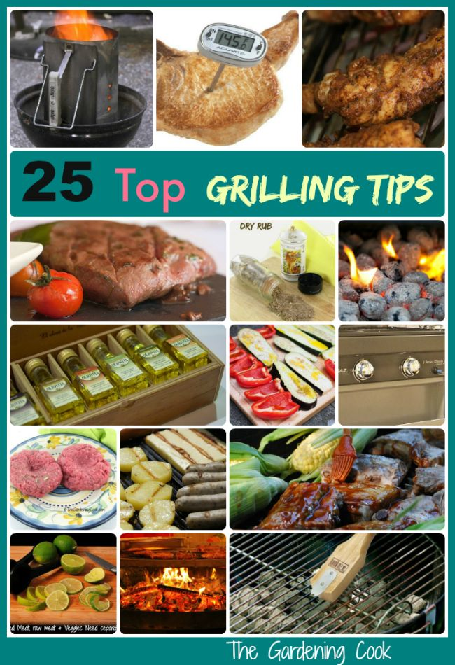 25 top grilling tips for an amazing barbecue – the…