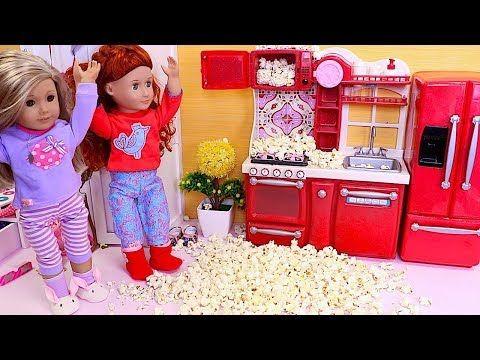 Baby Doll car Wash Toy! Play OG Dolls pink car toys wash! AG Dolls make up hairstyle Shimmer Shine! - YouTube