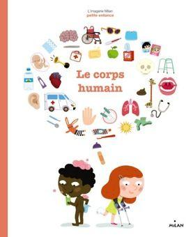 """우리 몸   19.7*24 cm,  96 페이지, 3세 이상   """"나 그리고 타인"""", """"살아있는 생명체"""", """"5감"""", """"내 몸은 내가 돌보기"""", """"건강"""" 이렇게 총 5개의 섹션으로 구성되어 있다. 아이들이 몸과 관련된 새로운 단어를 배우고 몸의 내장기관, 치아, 장애의 종류, 빈번한 질병, 그리고 다양한 몸을 움직이는 방법과 다른 사람에 대해 느끼는 감정에 대해 설명 해 준다."""