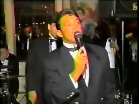 Jordan Belfort at the Stratton Oakmont Christmas Party 1994 - THE WOLF OF WALL STREET