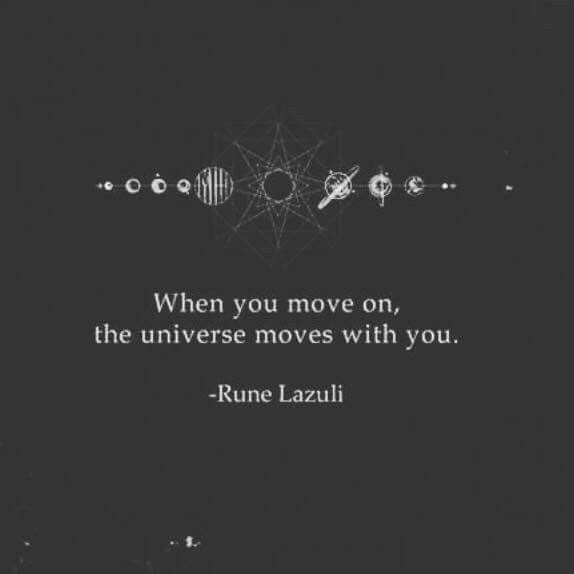 You, then, can be redirected to where the Universe wants you! Your destiny awaits....