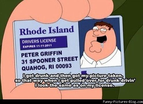 Family Guy's Peter Griffin FTW!