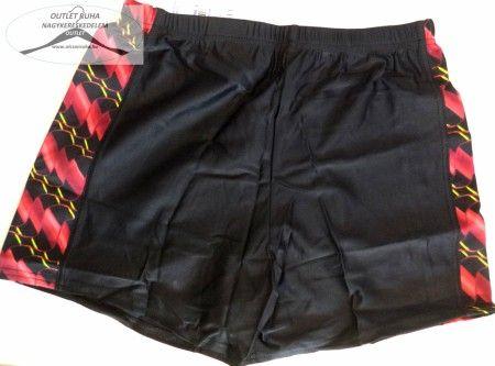 5 darab S-s, férfi úszó short rövidnadrág. 5 féle színben