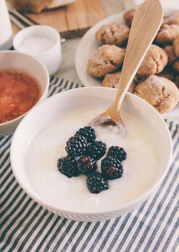 Ideas y recetas para desayunos sanos y ricos