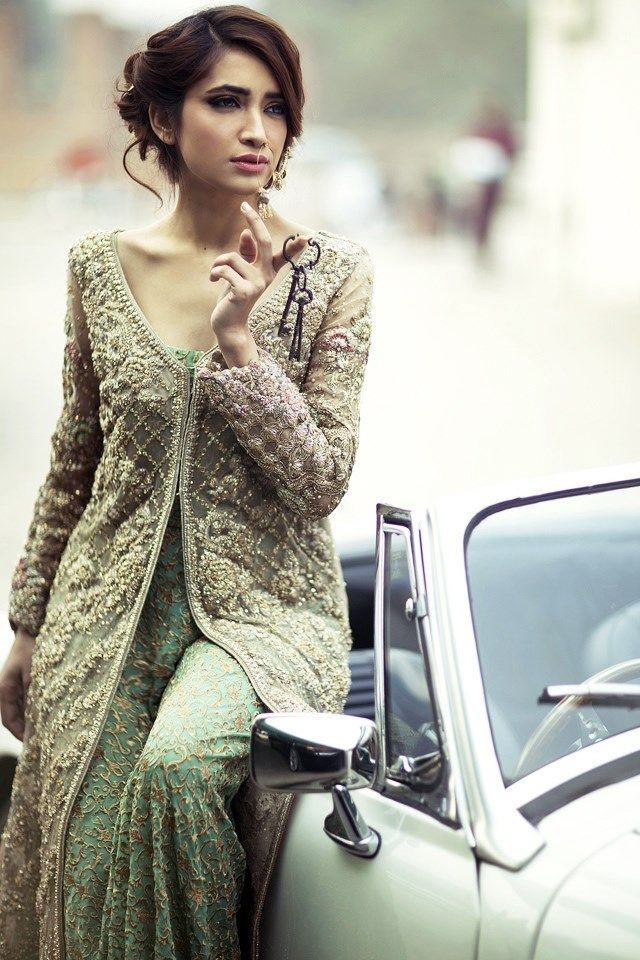 Saira Rizwan New Bridal Collection 2015