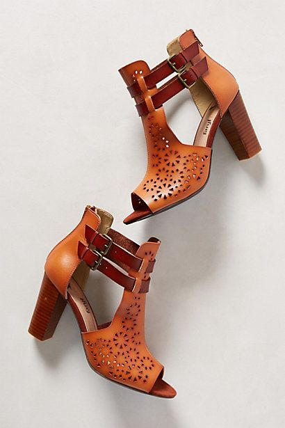 I think i just found my spring shoe! Covered Bridge Shooties @ Anthro #springfashion #shoes