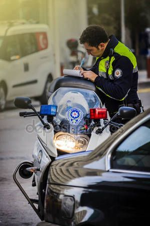 Traffic policeman on the street in Izmir (Turkey) – Stock Editorial Photo © carlotoffolo #147780687
