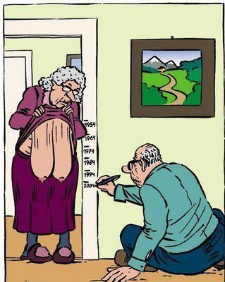 HYSTERICAL!!!! post menopause.