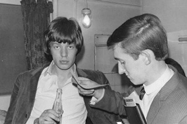 Former Examiner music writer Laurie Stead interviews Mick Jagger when the Rolling Stones played Huddersfield in March 1965