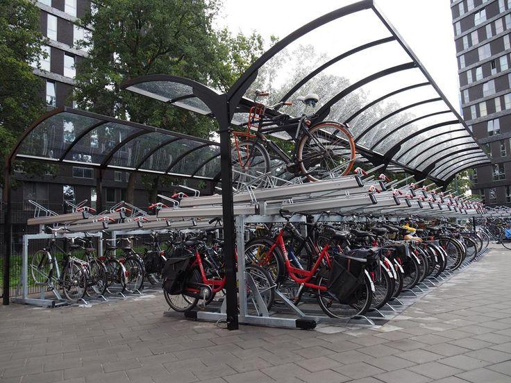 Met Falco fietsparkeren op hoog niveau