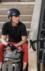 Casque vélo homme Watts EPS de la marque Bern, en vente sur Hollandbikes.com.