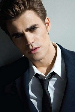Paul Wesley. aka Stefan Salvatore from Vampire Diaries. Such a cutie pie!!!!