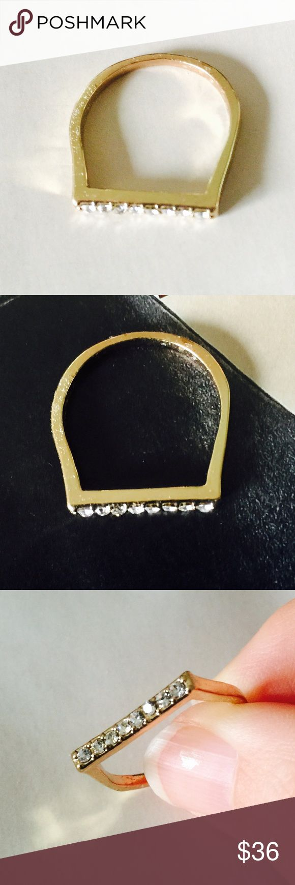 ❗️1 LEFT Anthropologie Studded Ring Sz 7 ❗️1 LEFT Anthropologie Studded Ring. Sz 7. Costume jewelry. Make an offer! I consider all reasonable offers on individual items & give great bundle deals. New Year cleanout sale ;-) Anthropologie Jewelry Rings