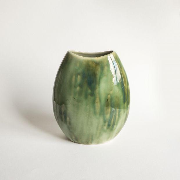 Nietuzinkowy kosmiczny wazon z Chodzieży. Klasyk. Z sygnaturą.