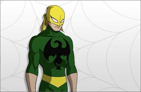 Marvel's Ultimate Spider-Man: Iron Fist/Danny Rand | Usm ...