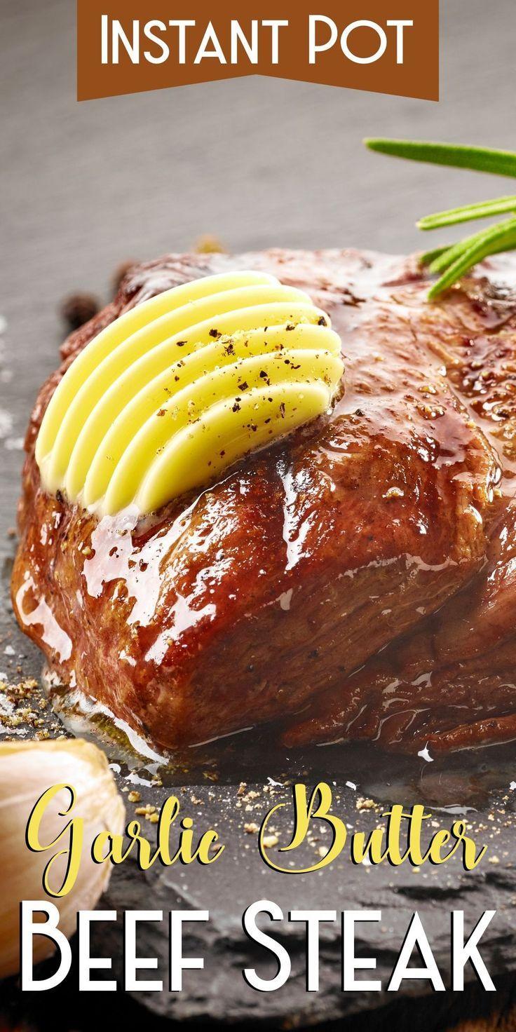 Instant Pot Steak Corrie Cooks Recipe Instant Pot Steak Recipe Beef Steak Recipes Beef Steak