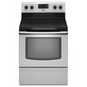 .: Freestanding Electric, Homes Depot, Range Color, Maytag Mer7662W, 30 In Smooth, Maytag Ymer7765W, Mer7662W 30, Electric Range, Stainless Steel
