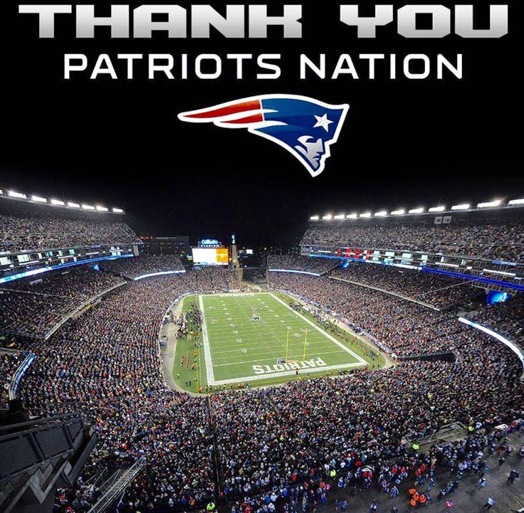 Proud to be a Patriot Fan!🇺🇸