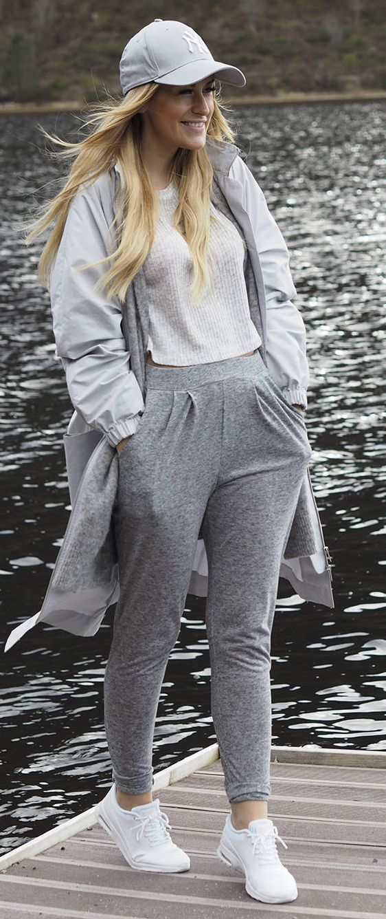 Shades Of Grey Sporty Style