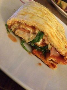 Low Carb Pizzarolle