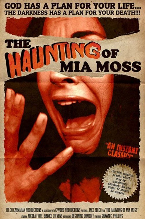 The Haunting of Mia Moss (2017) Full Movie Streaming HD