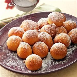 Brunch Beignets Recipe from Taste of Home