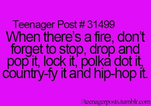 Teenagerposts - Hannah Montana