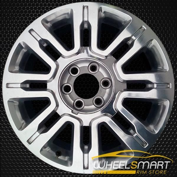 20 Ford F150 Oem Wheel 2009 2014 Polished Alloy Stock Rim 3788