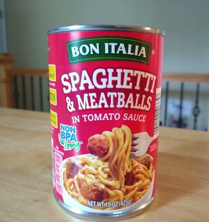 Bon Italia Spaghetti Meatballs In 2020 Spaghetti And Meatballs Food Spaghetti Dinner