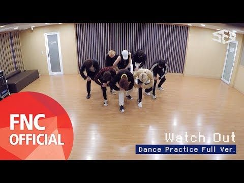 East Asia Addict: [VID] SF9 – Watch Out [안무 연습 영상(Dance Practice Vid...