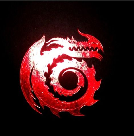 how to train your dragons berk logologo