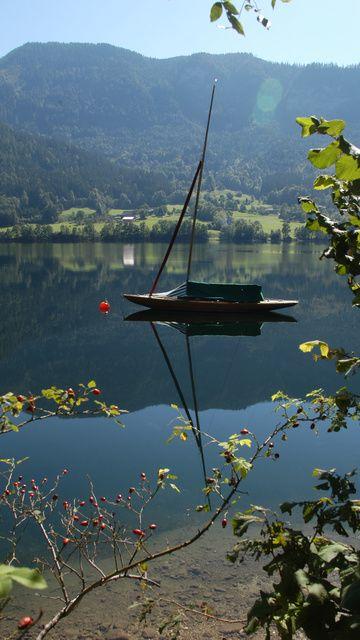 """Österreichs schönste Seen: Das """"steirische Meer"""" Grundlsee  Bild: Tourismusrbl"""