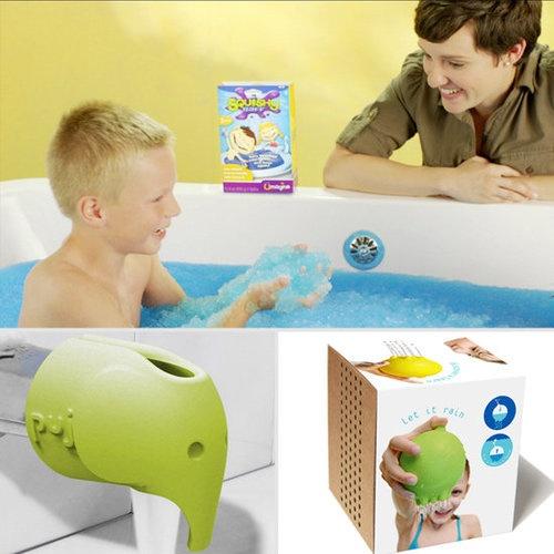 Squishy baff bath kit-Turns the bath water to jello! Sounds like so much fun!
