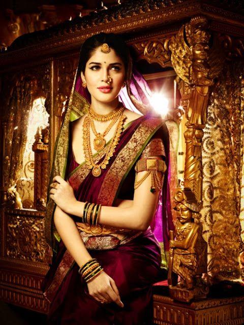 एक मराठी माणूस Ek Marathi Manoos: Maharashtrian Bride