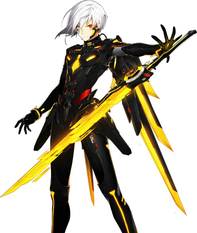 Seha Lee Rare Costume Cybernetics