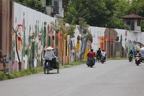 Street scenes, Surabaya, Indonesia
