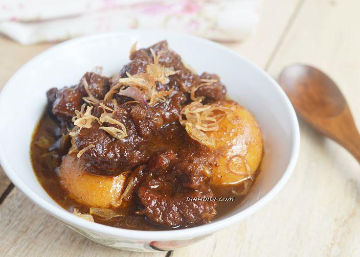 Diah Didi's Kitchen: Semur Ala Ibuku