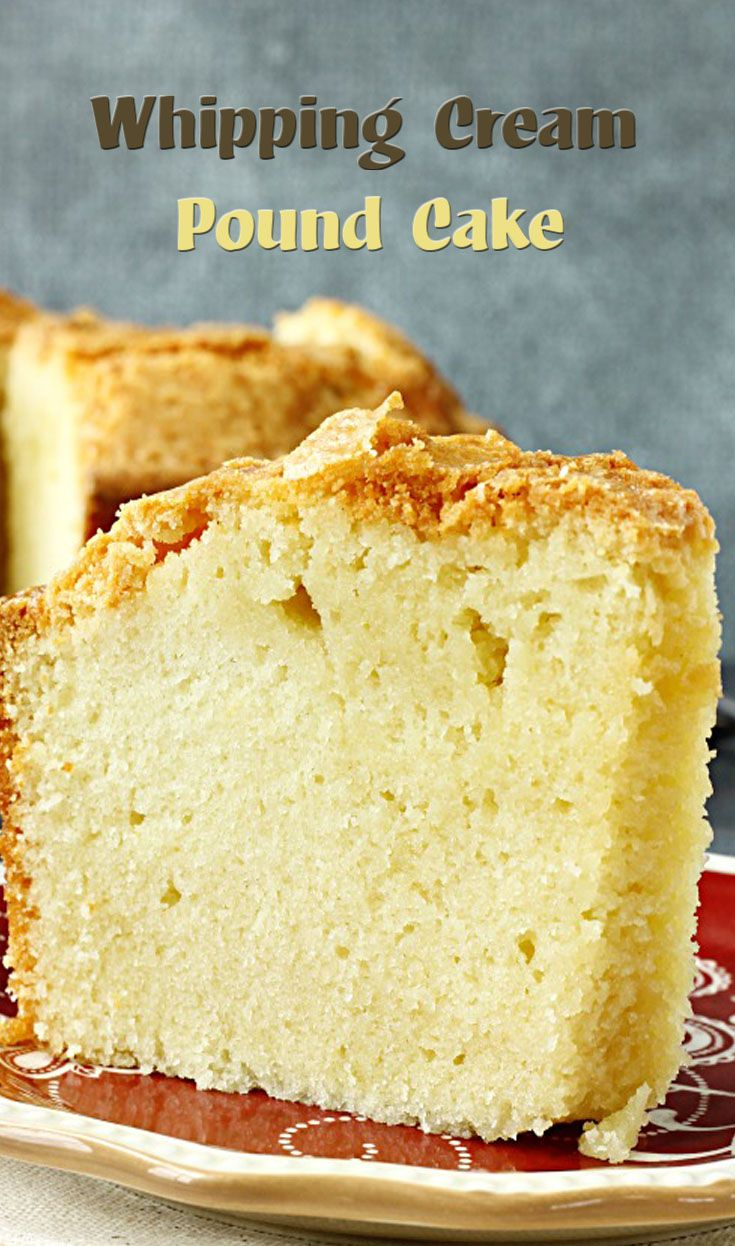 Cream Cheese Boxed Pound Cake