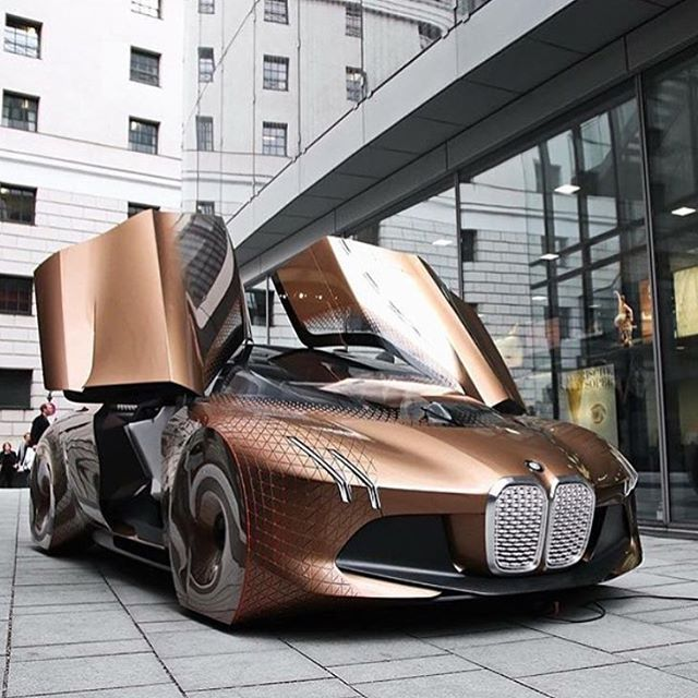 BMW Vision Next 100 Check out @watchmvmt @watchmvmt for your next high end watches @watchmvmt pic @armenianpetrolhead #CarsWithoutLimits
