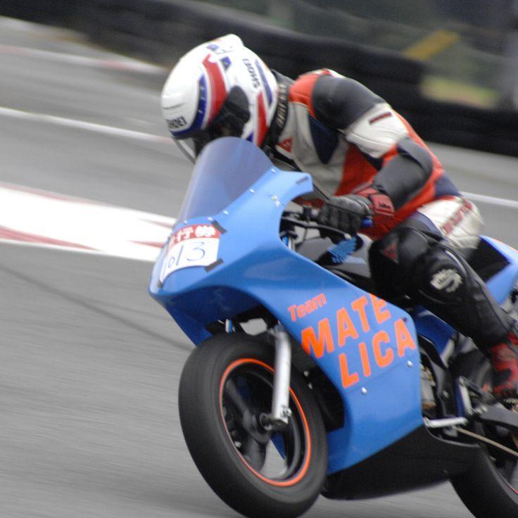 #ミニバイク #ピッコラ #マテリカセブン #バイク女子 #富士スピードウエイカートコース #nsr50