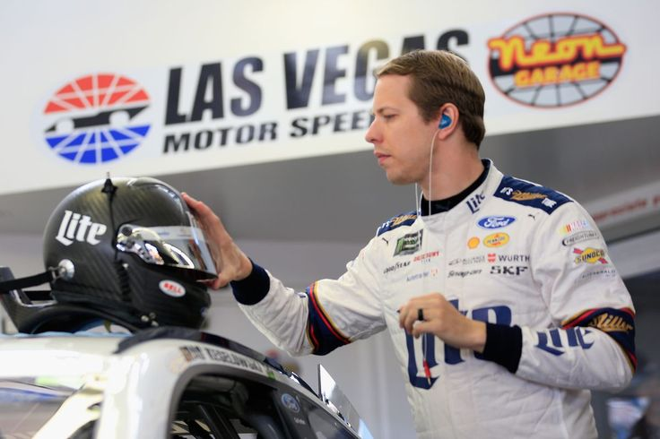 NASCAR Las Vegas 2017 qualifying results: Brad Keselowski wins Kobalt 400 pole - SBNation.com