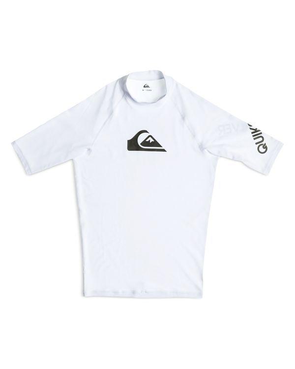 Quiksilver Boys' Upf 50+ Rashguard Shirt - Sizes 2T-7